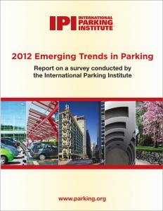 Emerging Trends 2012