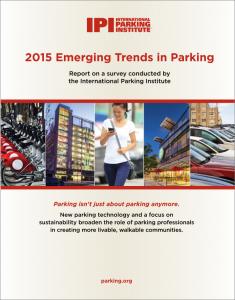 Emerging Trends 2015