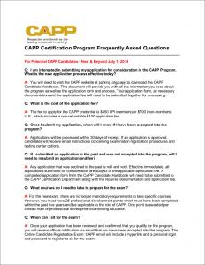 CAPP_Certification_Program_Candidate_FAQs