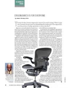 TPP-2012-01-Ergonomics is for Everyone