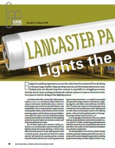 TPP-2012-03-Lancaster Parking Authority Lights the Way to Savings
