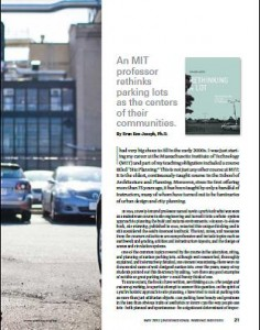 TPP-2012-05-An MIT professor rethinks parking lots as the centers of their communities
