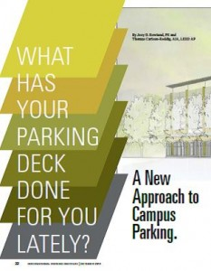 TPP-2012-10-What Has Your Parking Deck Done for You Lately