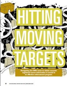 TPP-2012-11-Hitting Moving Targets
