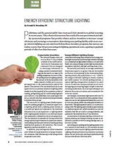 TPP-2013-03-Energy Efficient Structure Lighting