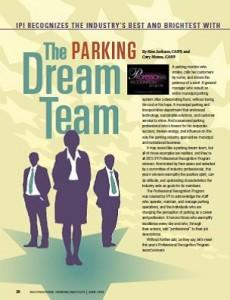 TPP-2013-06-The Parking Dream Team