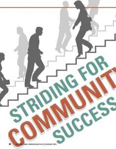 TPP-2014-02-Striding for Community Success