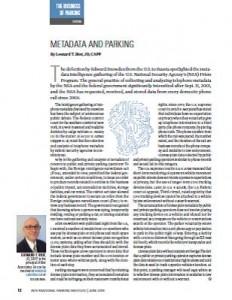 TPP-2014-06-Metadata and Parking