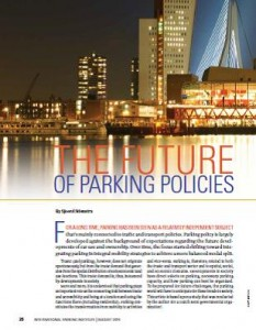 TPP-2014-08-The future of Parking Policies
