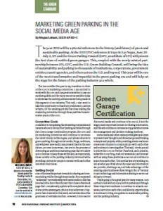 TPP-2015-03-Marketing Green Parking in the Social Media Age