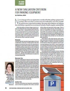 TPP-2015-04-A New Evaluation Criterion For Parking Equipment