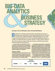TPP-2015-06-Big Analytics & Business Strategy