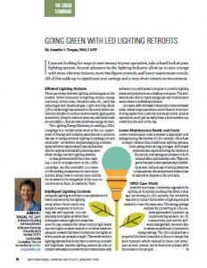 TPP-2016-01-Going Green with LED Lighting Retrofits