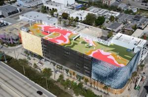 CAT VII_Miami City View Aerial