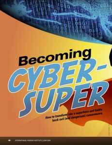 Becoming Cyber Super Man