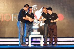 Sunsea%27s 10th Anniversary-Cai Chao%2c Liu Baojun%2c Qi Zhiyuan%2c Yan Liang