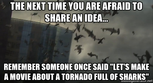 Image result for sharknado meme