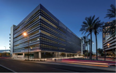 2017 Aoe Winner Phoenix Biomedical Campus Parking Structure The