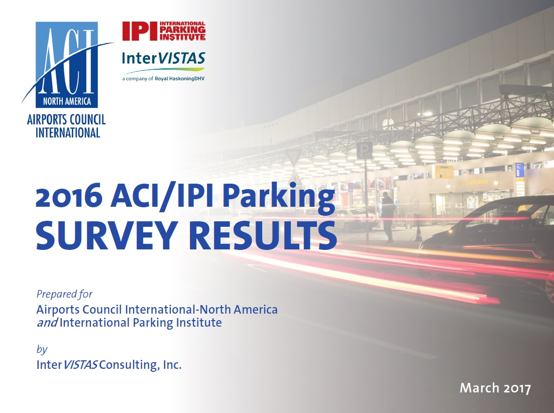 Airport Parking Survey Results